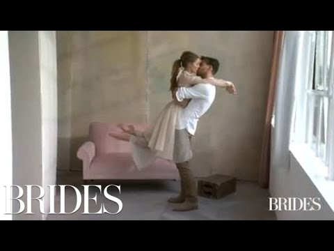 Olivia Palermo's BRIDES June/July Cover Shoot