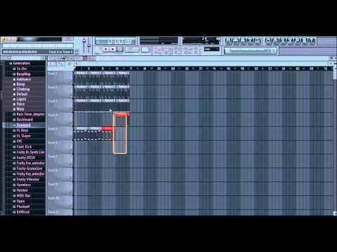 ... TO MAKE DOPE TRAP BEAT IN FL STUDIO (Step-by-step beginner tutorial