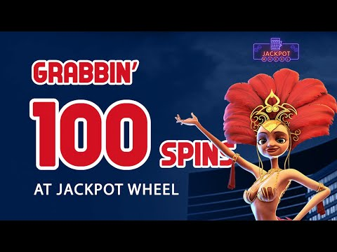 Jackpot Wheel Exclusive Free Spins