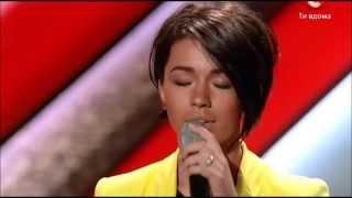 اجمل صوت في العالم فتاة اوكرانية اذهلت الحكام والجماهير بصوتها رائعة