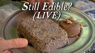 Pemmican - Is it still edible?