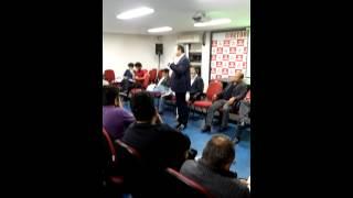 """Deputado Luiz Fernando no Debate: """"Policia, Violência e Crime Organizado"""""""