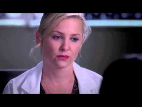 Most beautiful Calzona moment on Grey's Anatomy