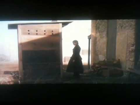 outhouse scene True Grit