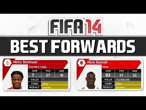 FIFA 14 Career Mode: The Best Forwards To Buy! (Career Mode Guide!)