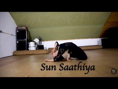Sun Saathiya | ABCD2 | Contemporary | Lyrical | Semiclassical | Bollyfeels