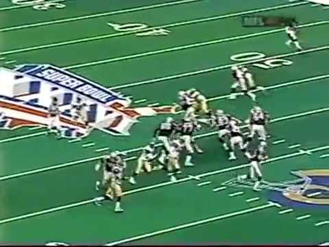 Final drive of Super Bowl XXXVI - YouTube 01f528418