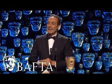 The Shape of Water wins Original Music | EE BAFTA Film Music