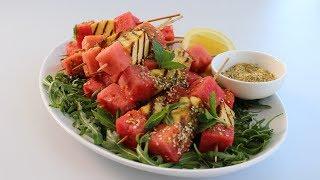 Pistachio Dukkah & Watermelon