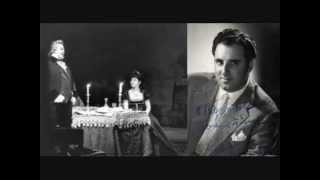 Maria Callas, Tito Gobbi & Carlo Bergonzi - Floria ! Amore .. Sei tu - Tosca  トスカ