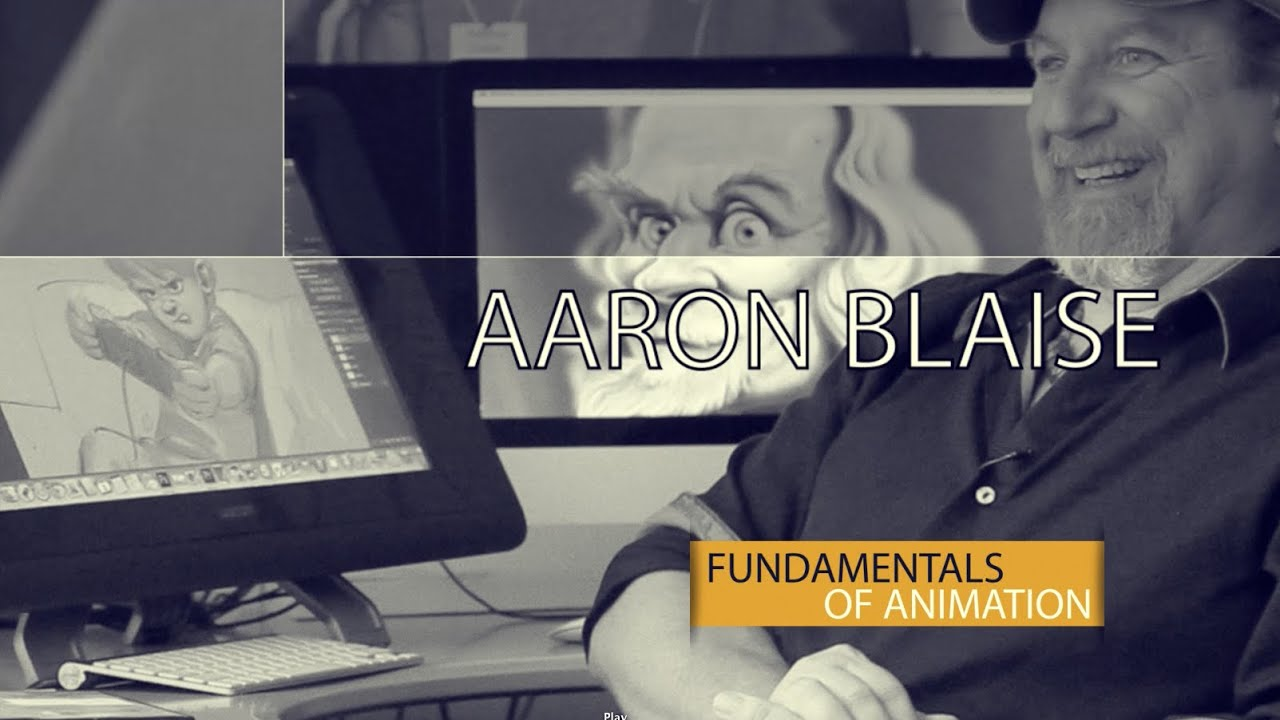 animation lessons from aaron blaise