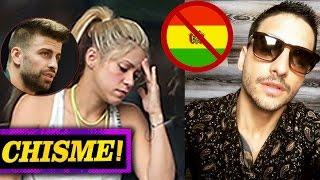Piqué Engaño a Shakira, Maluma Despreció a Bolivia Con Insulto en Snapchat!?(Para Más Chismes! ▻ http://bit.ly/ClevverTeVe Facebook! http://facebook.com/ClevverTeVe Twitter! http://twitter.com/ClevverTeVe ¿Es cierto que Pique engaño ..., 2016-11-11T14:30:00.000Z)