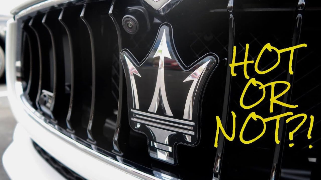 The New 2017 Maserati Trident Hot Or Not Youtube