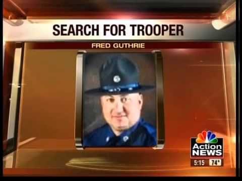 Mission Mo. State Trooper declared dead