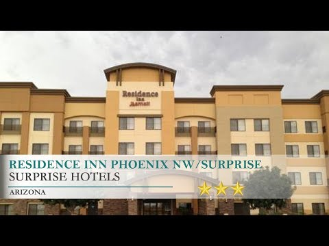 Residence Inn Phoenix NW/Surprise Hotel - Surprise,Arizona