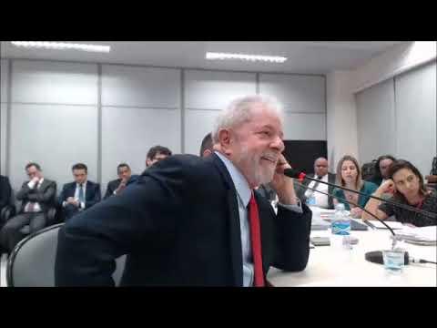 Lula depõe sobre sítio de Atibaia  3