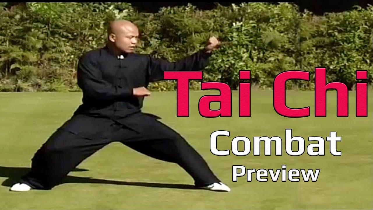 512017c1b Tai Chi Combat 1 - Tai Chi Chuan combat video preview - YouTube
