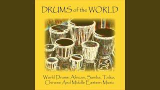 Aztec Indian Drums