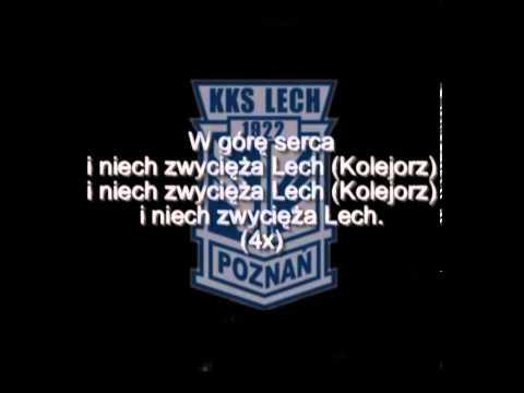 Hymn Lecha Poznań Tekst