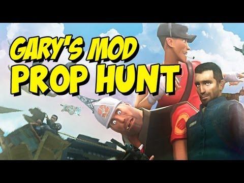 Garry's Mod Prop Hunt