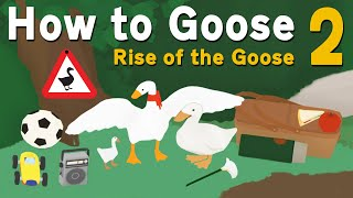 How to Goose 2: Rise of the Goose