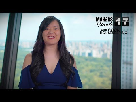 Tiffany Pham, Founder & CEO, Mogul | MAKERS Minute - YouTube