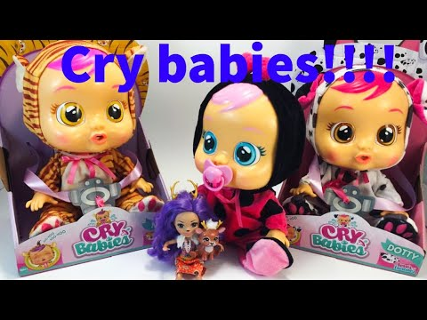 Cry Babies- Bebe placljivice!!!!