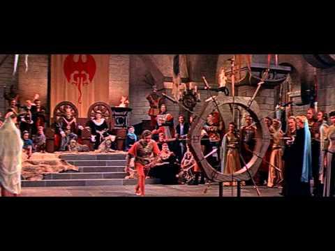 Prince Valiant Movie Script