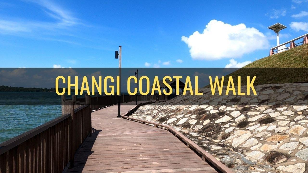 Changi Point Boardwalk | Singapore Coastal Walk【4K】 - YouTube