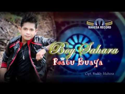 BOY SAHARA - RATU BUAYA - ( KARAOKE )