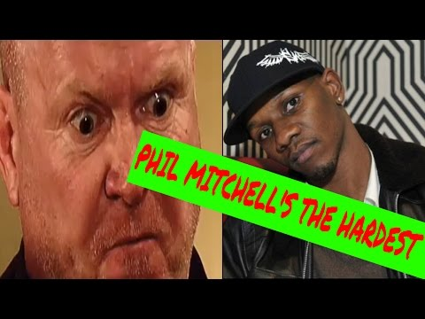 PHIL MITCHELL' - TALKING THE HARDEST (Giggs Remix)