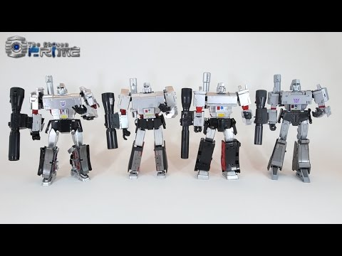 MP-36 Masterpiece Megatron - Review