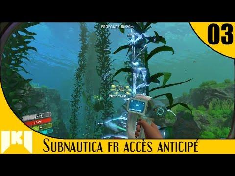 [FR] Subnautica Accès Anticipé – 03 – Scanner et exploration des vignes