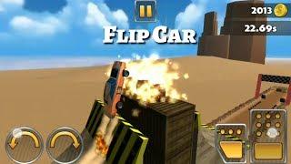 StuntCar3 Flip Flip Flip
