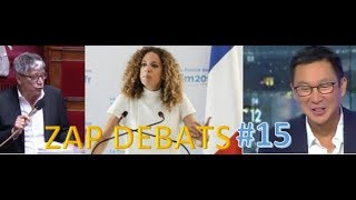 ZAP DEBATS #15 : DEMOCRATIE, LOI TRAVAIL, EUROPE (Coquerel - Girard - Hoang Ngoc)