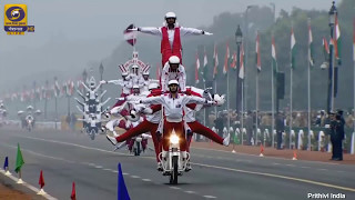 INDIAN ARMY HELL MARCH 2017   Indian Army Republic Day Parade video 2017 Goosebumps Guaranteed
