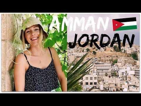 TRAVEL DIARY: AMMAN, JORDAN!
