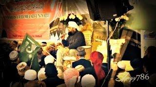 Qadri Astana Salamat Rahe | Owais Raza Qadri | Holland, January 2014 | 720p HD