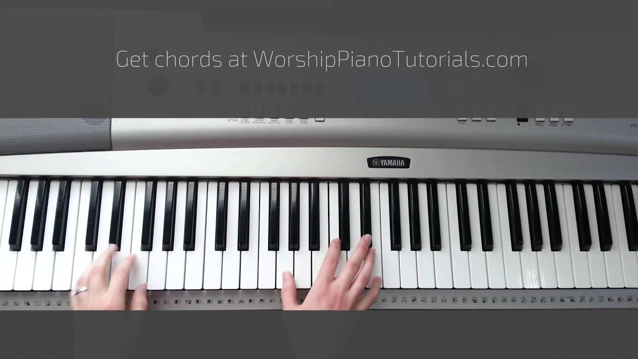 i will give you all my worship chords pdf
