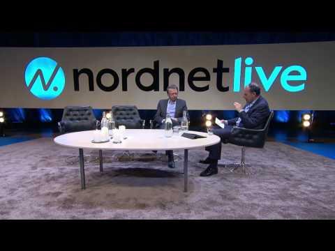 Björn Ulvaeus - Livet efter ABBA. Nordnet Live 2017