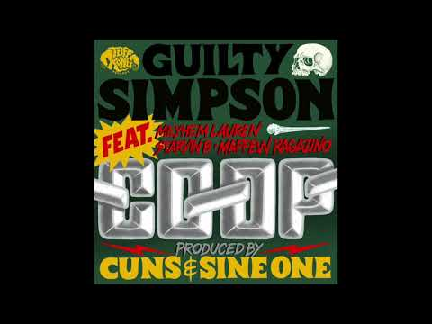 GUILTY SIMPSON - CO-OP feat. MEYHEM LAUREN, STARVIN B prod. CUNS & SINE ONE