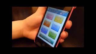 イジって鳴かせるiPhoneアプリ「とーきんがーるずっ!」操作動画