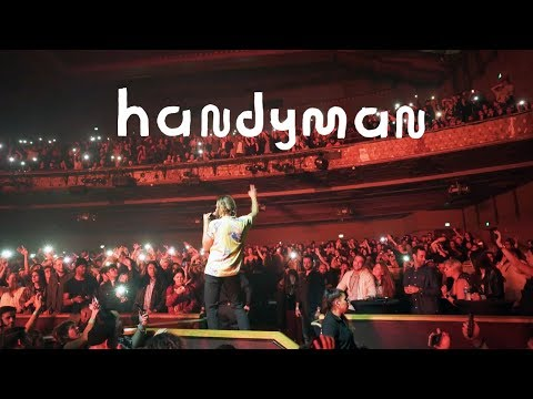 AWOLNATION - Handyman (Live In Los Angeles)