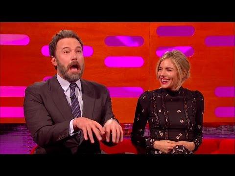 Ben Affleck on writing loads of Sex Scenes | The Graham Norton Show