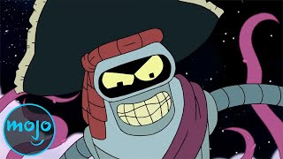 Top 10 Worst Things Bender Has Ever Done