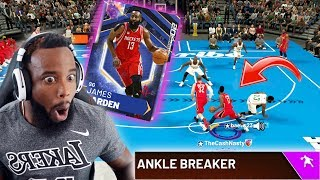 Opal James Harden Breaking 9 Year Old Kids Ankles w/ YAO MING!! NBA 2K19