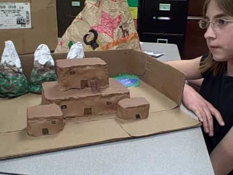 Dwelling Projects in 5th Grade