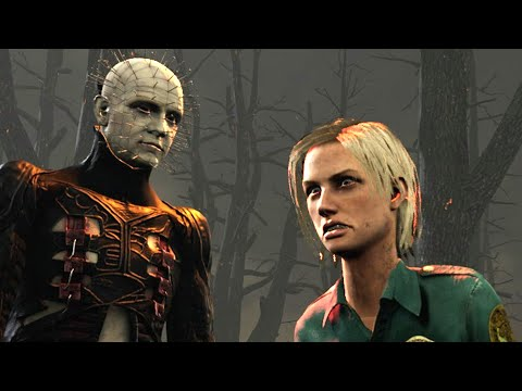 Playing As & Against Pinhead | Dead by Daylight PTB