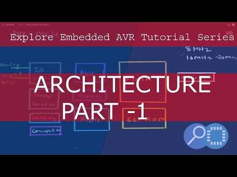 AVR Architecture Part 1