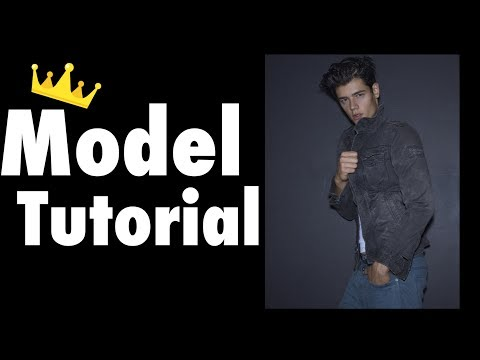 How To Pose Like Male